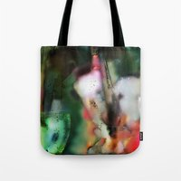Breath Art #5  Tote Bag