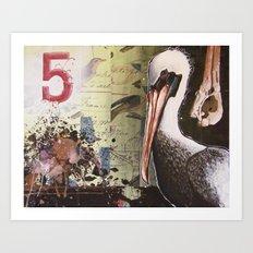 5 - May Art Print