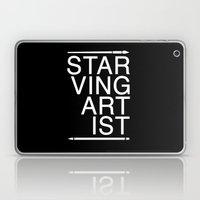 Starving Artist Laptop & iPad Skin
