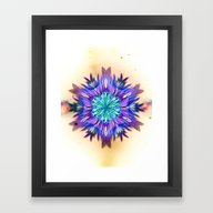 Framed Art Print featuring PHOWA by Chrisb Marquez
