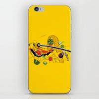 Kill Fruit iPhone & iPod Skin