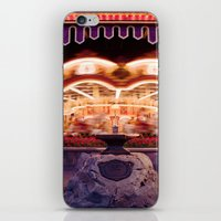 He who so pulleth out this sword . . . iPhone & iPod Skin