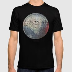 Fernweh Vol 2 Mens Fitted Tee Black SMALL