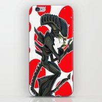URBNPOP Aliens Attack iPhone & iPod Skin