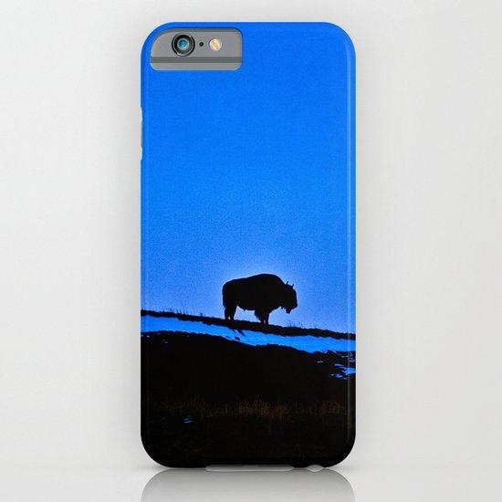 The Last Buffalo iPhone & iPod Case