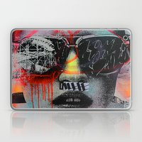 Graffiti Wall NYC Laptop & iPad Skin