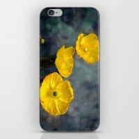 Iceland poppy  iPhone & iPod Skin