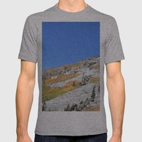 First Snow Mens Fitted Tee Athletic Grey SMALL