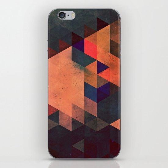 zzobyykkd iPhone & iPod Skin