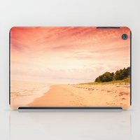 Fire in the Sky. iPad Case