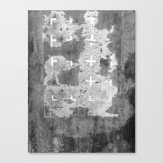 Graffiti No. 0469 Canvas Print