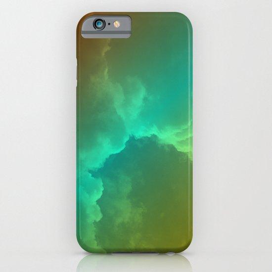 Bright Clouds iPhone & iPod Case