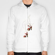 Red Shoes Hoody