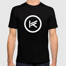 Kioshy Black Mens Fitted Tee SMALL