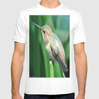 Chirp, Chirp Mens Fitted Tee White SMALL