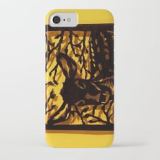 Sleeping Fawn Papercut Slim Case iPhone 7