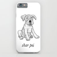 Dog Breeds: Shar Pei iPhone 6 Slim Case