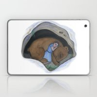 A Winter's Sleep Laptop & iPad Skin