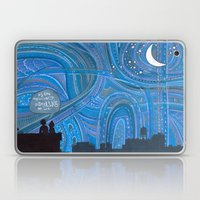 Brooklyn Sky Laptop & iPad Skin