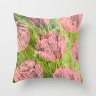 Throw Pillow featuring The Purity Of Desire #so… by 83oranges.com