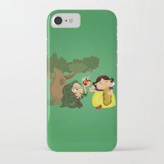 Snow White (witch) iPhone 7 Slim Case