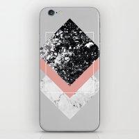 Geometric Textures 1 iPhone & iPod Skin