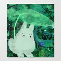 Friend In Need Canvas Print