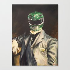 Gentleman Ranger Canvas Print