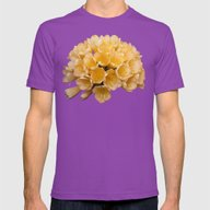 T-shirt featuring Clivia Apricot by Deborah Janke