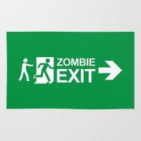 Zombie Exit Rug