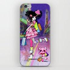 Harajuku Girl iPhone & iPod Skin