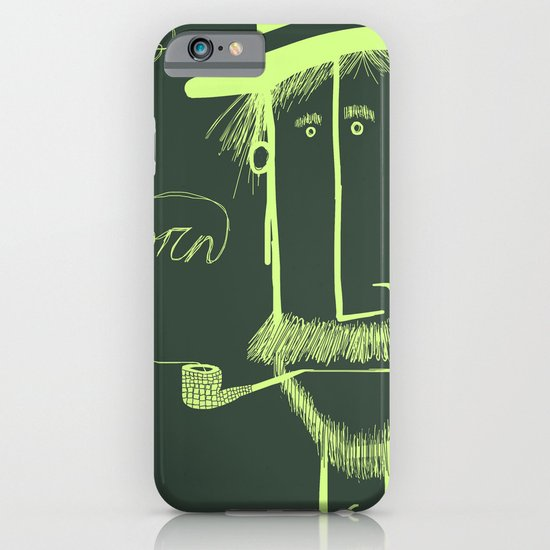 Corn Billy iPhone & iPod Case