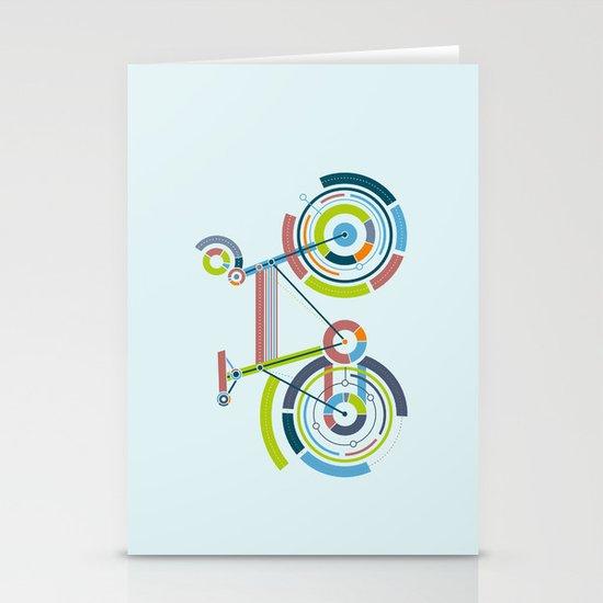 Bicyrcle Stationery Card