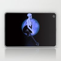 Skull Of Rock/Black Laptop & iPad Skin