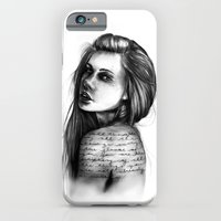 Periphery // Illustration by Hayley Wright iPhone 6 Slim Case