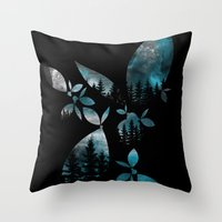 After What 2.0 Throw Pillow