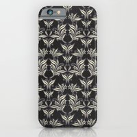 floral pattern iPhone & iPod Cases featuring Floral Pattern by Robin Curtiss