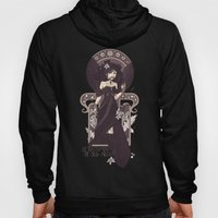 The Sound of Her Wings Hoody