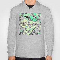 90's Dinosaur Skeleton N… Hoody