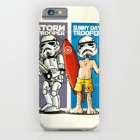 Storm and Sunny Day Trooper iPhone 6 Slim Case