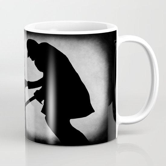 Die Toilette (in German) Mug