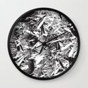 SHARDS Wall Clock