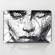 In trouble, she will. iPad Case