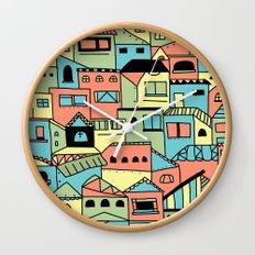 Flavella Wall Clock