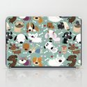 Dog pattern iPad Case