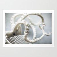 Octopus | Fig. 01 Art Print