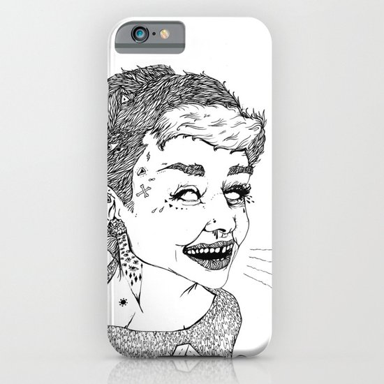 DOE EYES iPhone & iPod Case
