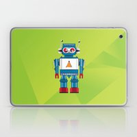 Robot SteveO Laptop & iPad Skin