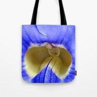blue (Mauritius) Tote Bag