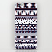 Tribal Vibe iPhone & iPod Skin